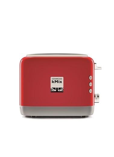 Kenwood Tcx751Rd Kmix Ekmek Kızartma Makinası - Kırmızı Kırmızı